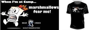 "2014 ""Flaming Marshmallow"" T-Shirt"