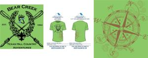 """2014 """"Hill Country Adventures"""" T-Shirt"""