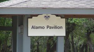 Alamo Pavilion