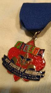 2015 Fiesta Medal