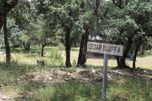 Friedrich Camping - Cedar Bluff A