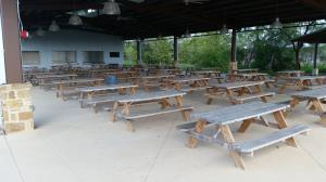 Chuck Wagon Dining Pavilion
