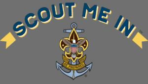 "Sea ""Scout Me In"" T-shirt"