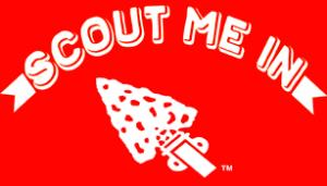 """Order of the Arrow """"Scout Me In"""" T-shirt"""